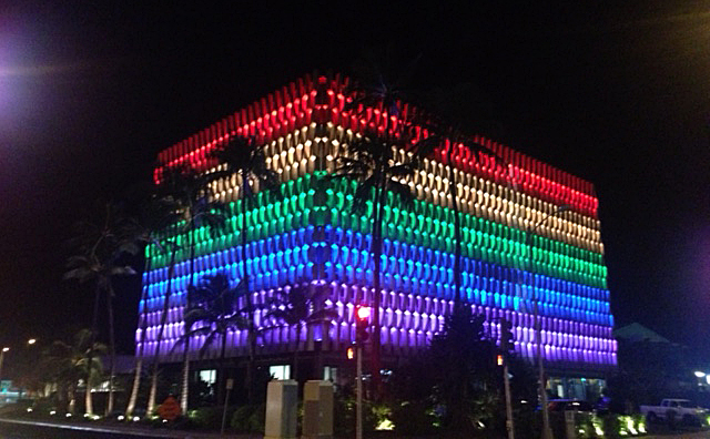HowardHugesIBMrainbowBLDG