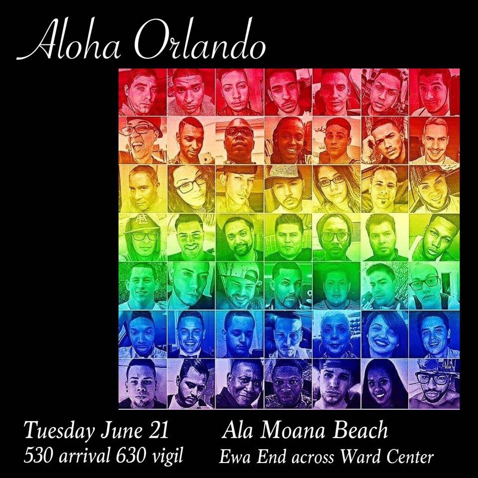 Aloha Orlando