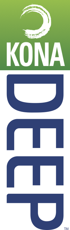 Kona Deep Logo