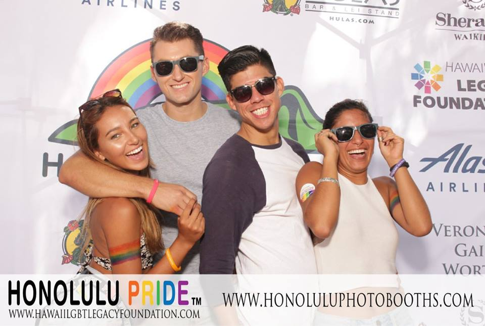 Image result for honolulu pride 2017