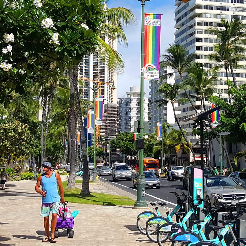 HONOLULU PRIDE™ 2018 – Hawaii LGBT Legacy Foundation