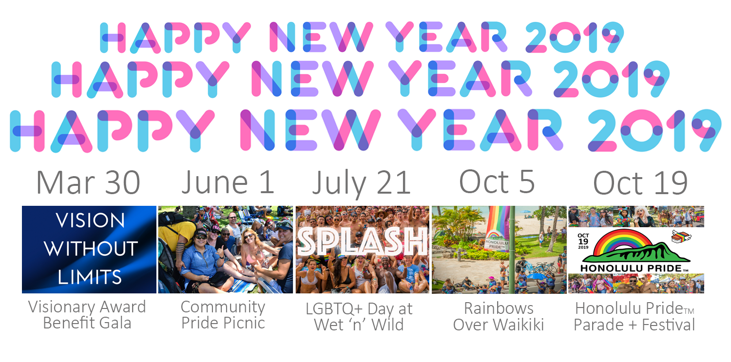Gay Hawaii Lesbian Events Pride Honolulu