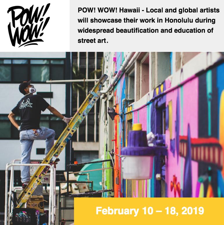pow wow hawaii 2019