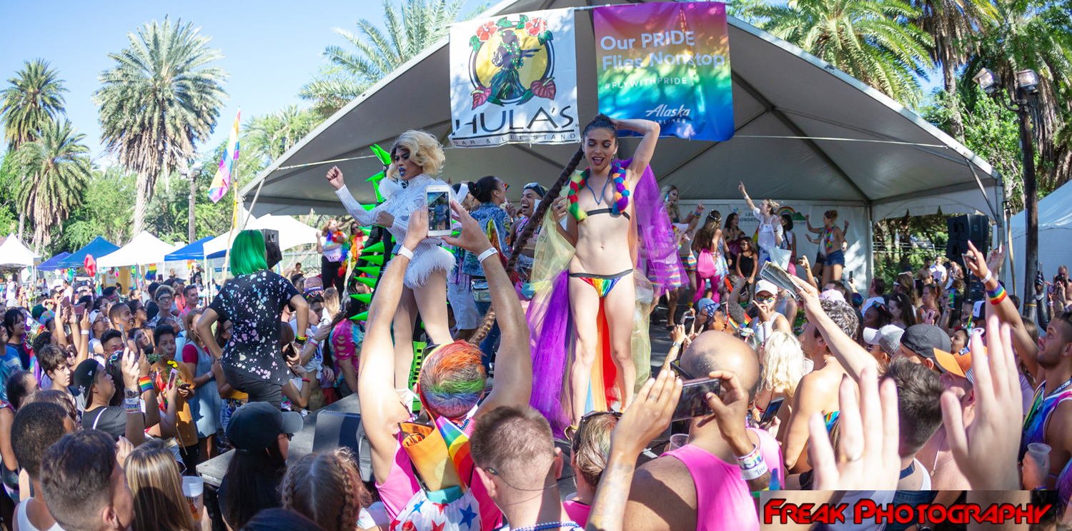 2018 Honolulu Pride Festival Freak Photography